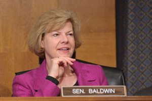 Democratic Senator from Wisconsin, Tammy Baldwin, intoduces Bill on Regenerative Medicine